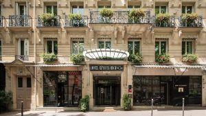 Paris Regencia exterieur