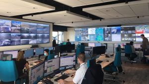 NCE Airport Operation Center
