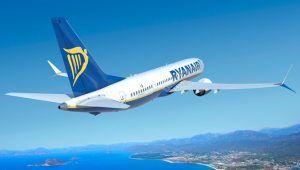 Ryanair B737 appproche