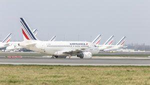 Air France A318 et flotte