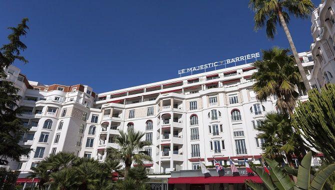 Cannes Majestic exterieur
